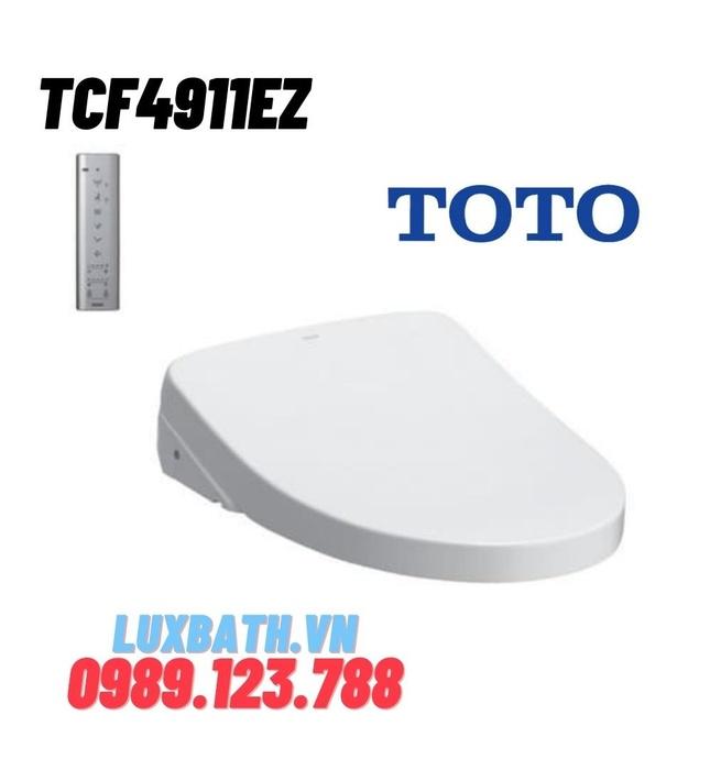 Nắp Rửa Điện Tử Washlet TOTO TCF4911EZ (W12)