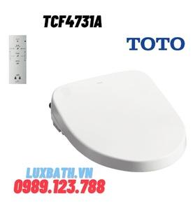 Nắp Rửa Điện Tử Washlet TOTO TCF4731A (W4)
