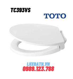Nắp êm bồn cầu TOTO TC393VS