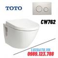 Bồn Cầu TOTO CW762/WH035D/MB005DCP Treo Tường