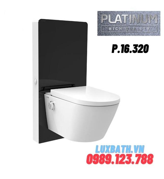 Bồn cầu thông minh Platinum P.16.320