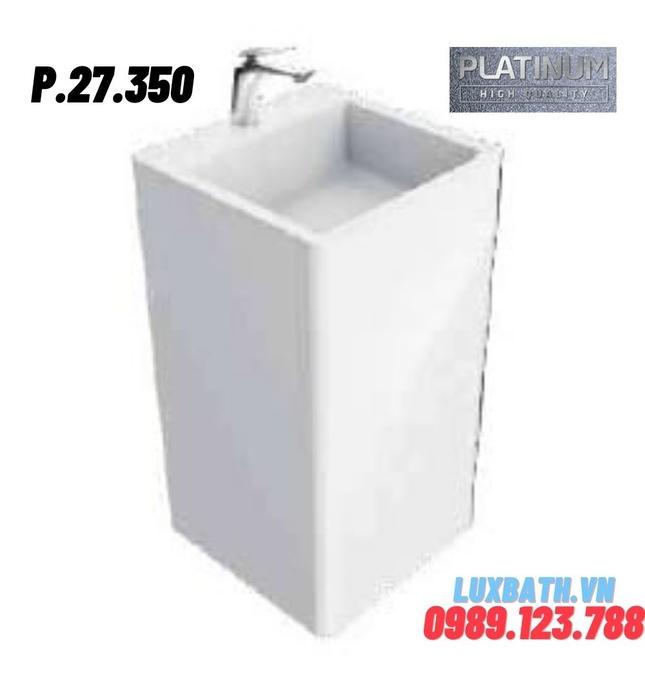 Chậu rửa đặt sàn Platinum P.27.350