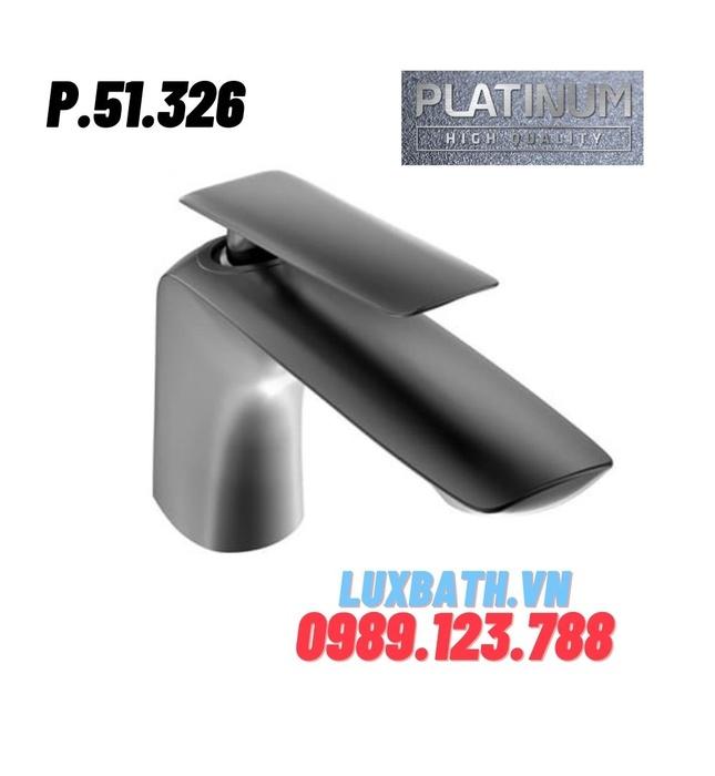 Vòi Lavabo Nóng Lạnh Platinum P.51.326