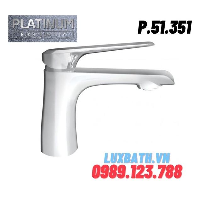 Vòi Lavabo Nóng Lạnh Platinum P.51.351
