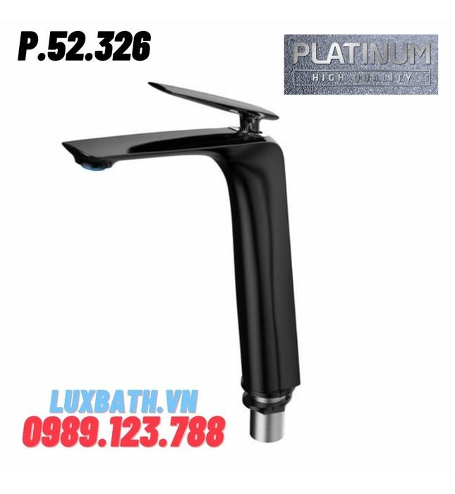 Vòi Lavabo Nóng Lạnh Platinum P.52.326