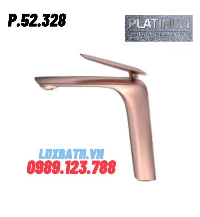 Vòi Lavabo Nóng Lạnh Platinum P.52.328