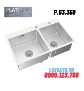 Chậu rửa bát Platinum P.63.350