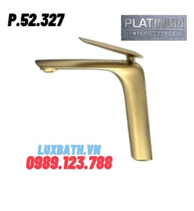 Vòi Lavabo Nóng Lạnh Platinum P.52.327
