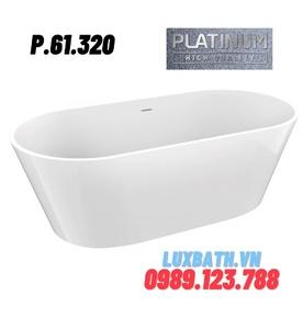 Bồn Tắm Lập Thể 1700cm Platinum P.61.320