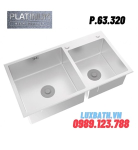 Chậu rửa bát Platinum P.63.320