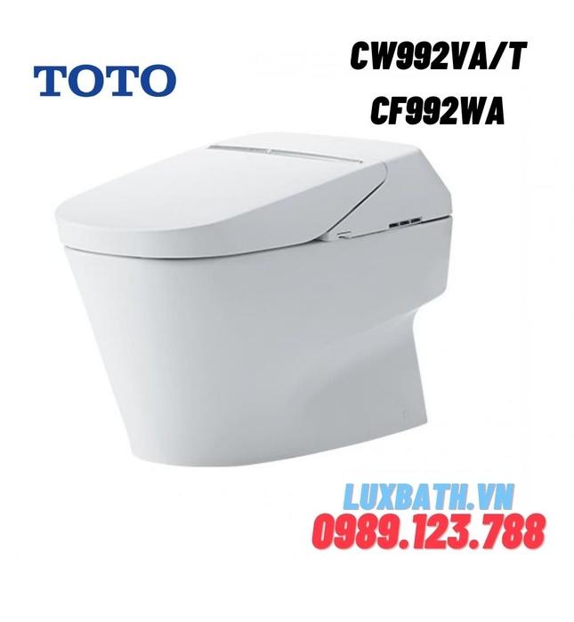 Bồn Cầu Thông Minh TOTO CW992VA/TCF992WA