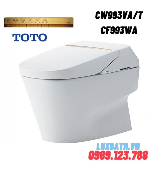 Bồn Cầu Thông Minh TOTO Neorest XH II CW993VA/TCF993WA