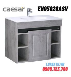 Tủ chậu lavabo Treo Tường Caesar EH05026ASV màu xám