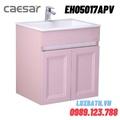 Tủ chậu lavabo Treo Tường Caesar EH05017APV Màu hồng