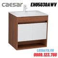 Tủ chậu lavabo Treo Tường Caesar EH05030AWV màu nâu