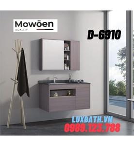 Bộ tủ chậu Lavabo cao cấp Mowoen D-6910