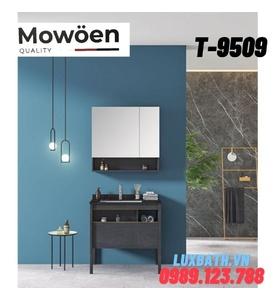 Bộ tủ chậu Lavabo cao cấp Mowoen T-9509
