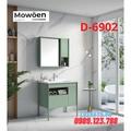 Bộ tủ chậu Lavabo cao cấp Mowoen D-6902