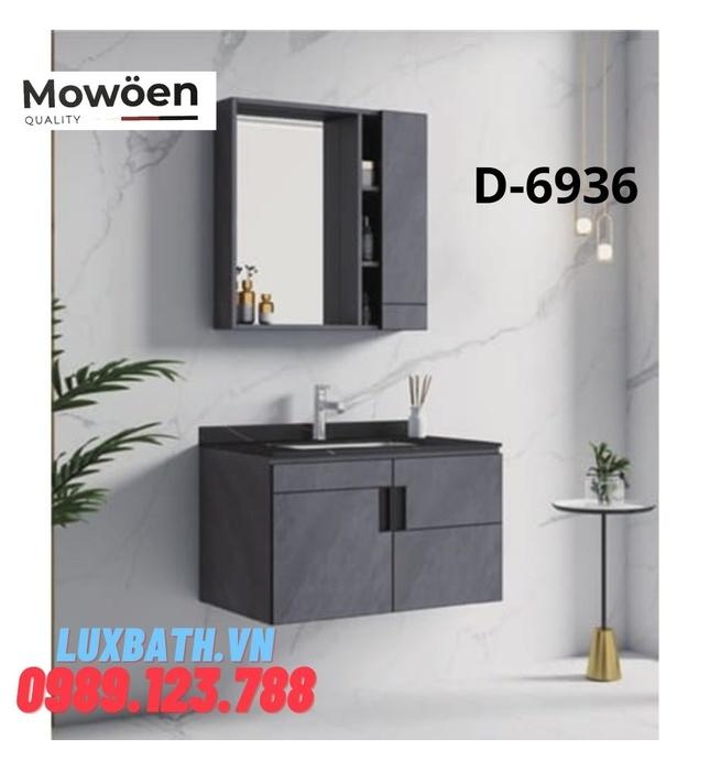 Bộ tủ chậu Lavabo cao cấp Mowoen D-6936