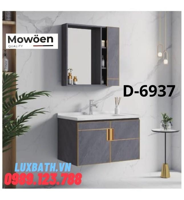 Bộ tủ chậu Lavabo cao cấp Mowoen D-6937