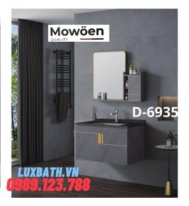 Bộ tủ chậu Lavabo cao cấp Mowoen D-6935