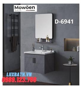 Bộ tủ chậu Lavabo cao cấp Mowoen D-6941