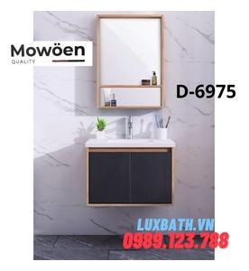 Bộ tủ chậu Lavabo cao cấp Mowoen D-6975