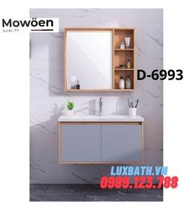 Bộ tủ chậu Lavabo cao cấp Mowoen D-6993