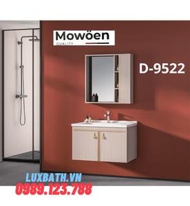 Bộ tủ chậu 2 ngăn Mowoen T-9522