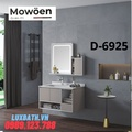 Bộ tủ chậu Lavabo cao cấp Mowoen D-6925
