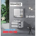 Bộ tủ chậu Lavabo cao cấp Mowoen D-6949