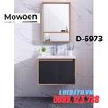Bộ tủ chậu Lavabo cao cấp Mowoen D-6973