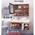 Bộ tủ chậu Lavabo cao cấp Mowoen D-6979