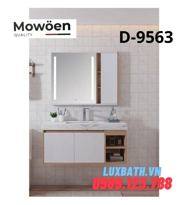 Bộ tủ chậu Lavabo cao cấp Mowoen T-9563