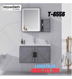 Bộ tủ chậu Lavabo cao cấp Mowoen T-6556