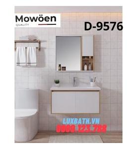 Bộ tủ chậu Lavabo cao cấp Mowoen T-9576