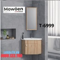 Bộ tủ chậu Lavabo cao cấp Mowoen D-6999