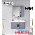 Bộ tủ chậu Lavabo cao cấp Mowoen T-6560
