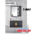Bộ tủ chậu Lavabo cao cấp Mowoen T-9547