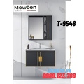 Bộ tủ chậu Lavabo cao cấp Mowoen T-9548