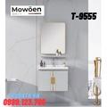 Bộ tủ chậu Lavabo cao cấp Mowoen T-9555