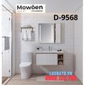 Bộ tủ chậu Lavabo cao cấp Mowoen T-9568