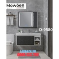 Bộ tủ chậu Lavabo cao cấp Mowoen T-9580