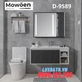 Bộ tủ chậu Lavabo cao cấp Mowoen T-9589