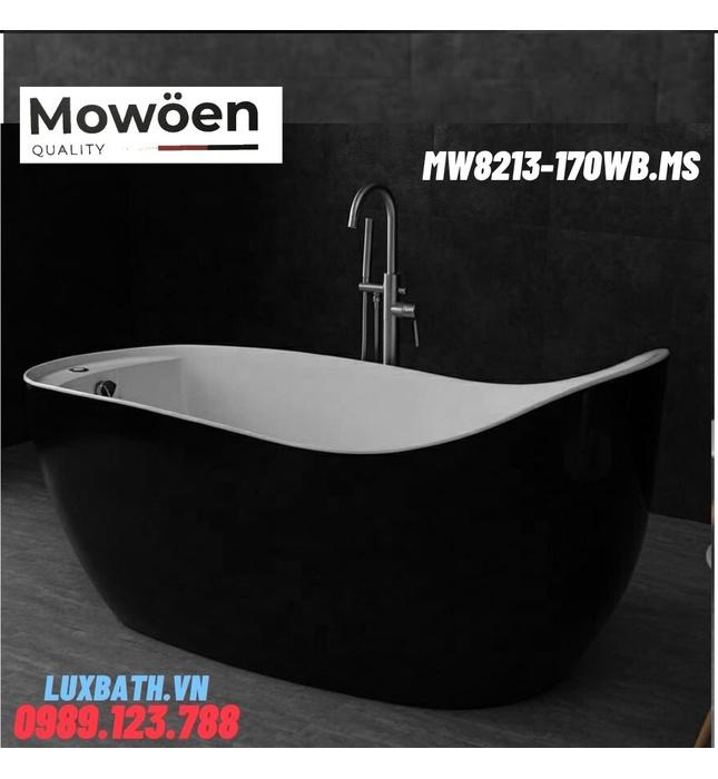 Bồn Tắm Độc Lập Massage Mowoen MW8213-170WB.MS 1700cm