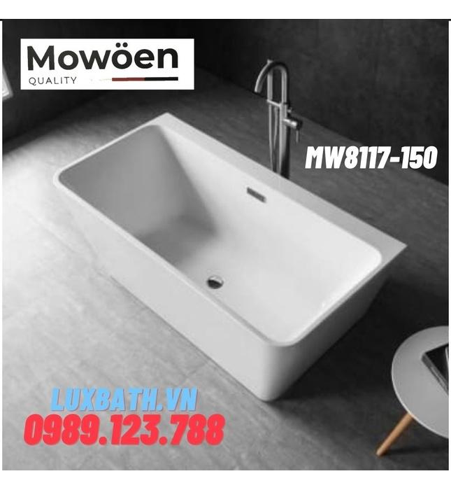 Bồn Tắm Lập Thể Mowoen MW8117-150 1500cm