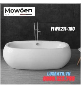Bồn Tắm Đặt Sàn Mowoen MW8211-180 1800cm