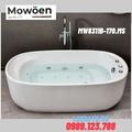 Bồn Tắm Đặt Sàn Massage Mowoen MW8311B-170.MS
