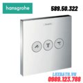 VAN ĐIỀU CHỈNH HANSGROHE SHOWERSELECT 589.50.322