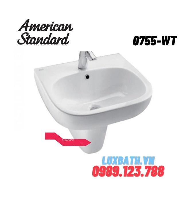 Chân lửng treo tường American Standard 0755-WT